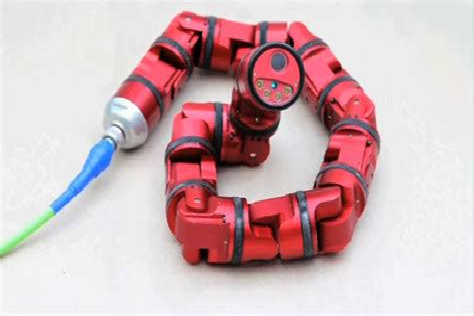 Modular Snake Robots CMU Biorobotics