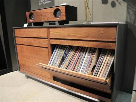 Modular Vinyl LP Record Storage Cubes CD DVD Furniture I