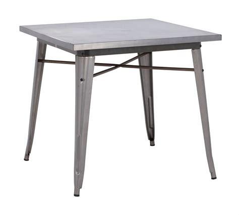Modus Dining Table Gunmetal Modern Furniture Toronto