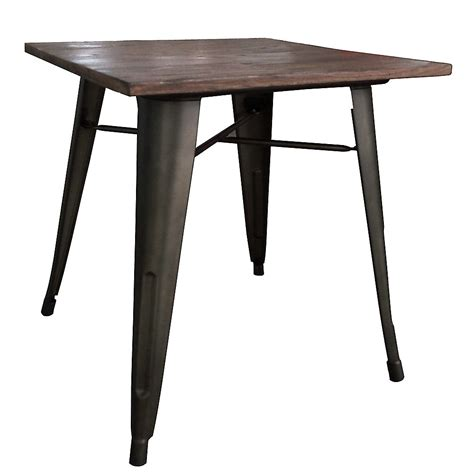 Modus Dining Table in Gunmetal nspire Home