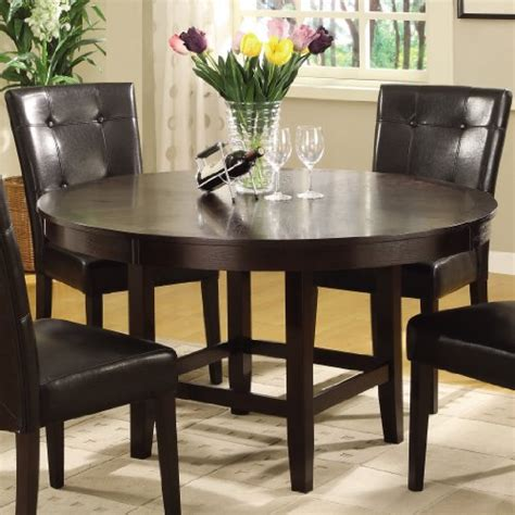 Modus Furniture 2Y2161R48 Bossa Round Dining Table 48