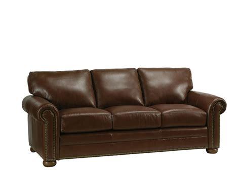 Monroe Leather Conversation Sofa Set