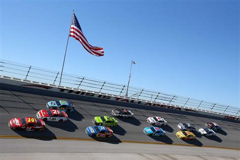 Monster Energy NASCAR Cup Series Infraction Date Track
