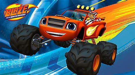 Monster Trucks for Kids Blaze and the Monster Machines