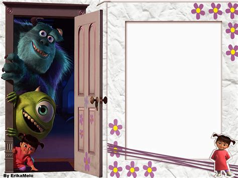 Monsters Inc Free Printable Invitations or Cards Is