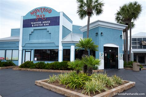 Montego Bay Panama City Beach Seafood Restaurant