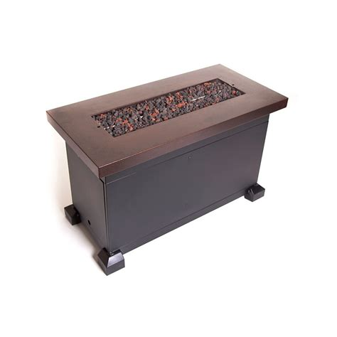 Monterey Propane Fire Pit Patio Table Camp Chef FP40