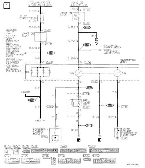 radio wiring diagram for 2002 mitsubishi montero sport images montero sport radio diagram montero wiring diagram and