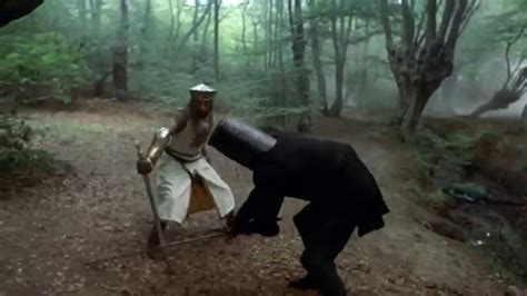 Monty Python And The Holy Grail The Black Knight YouTube