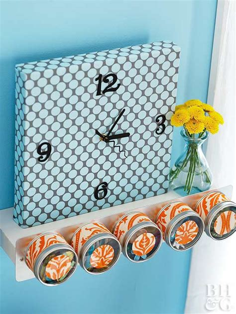 More Easy Home Decor Crafts and Ideas