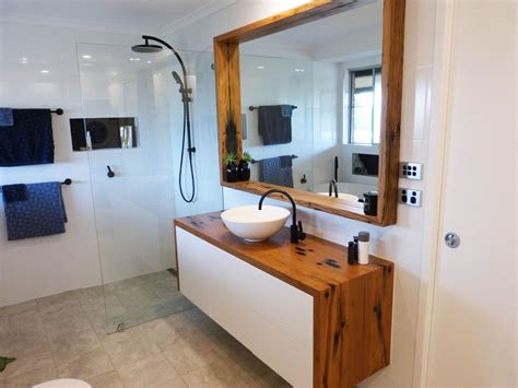 More Vanities Recycled Timber Factory