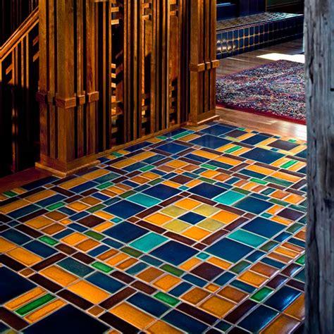 Mosaic Floor Tile Houzz