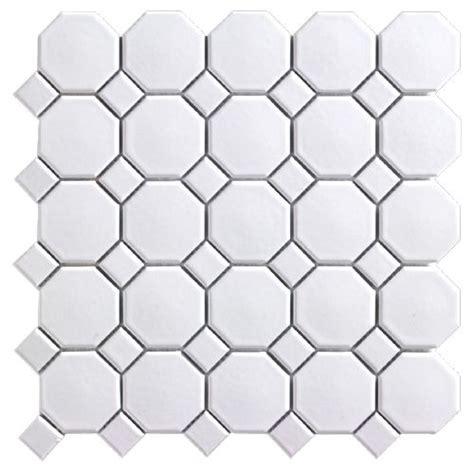 Mosaic Floor Tiles RONA