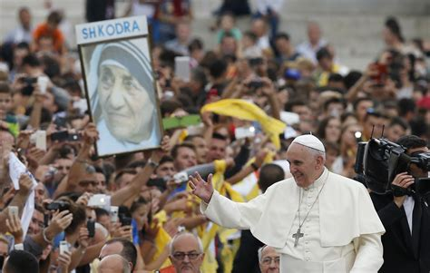 Mother Teresa Canonization Home