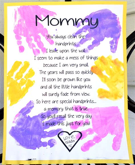 Mothers Day Poems Plays Recitals and Rhymes for Kids