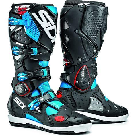 Motocross Dirt Bike Riding Boots Footwear MotoSport