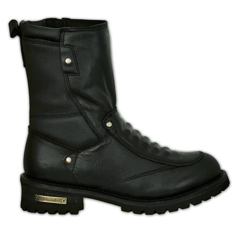 Motorcycle Boots Outback Leather