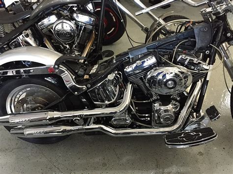 Motorcycle Chrome Plating Chroming and Rechroming Services