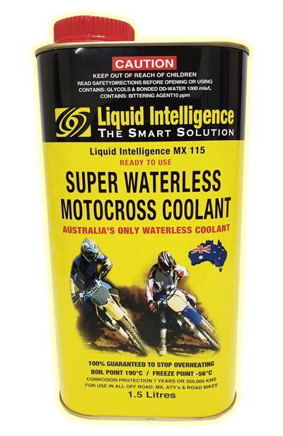 Motorcycle Super Waterless Coolant Liquid Intelligence