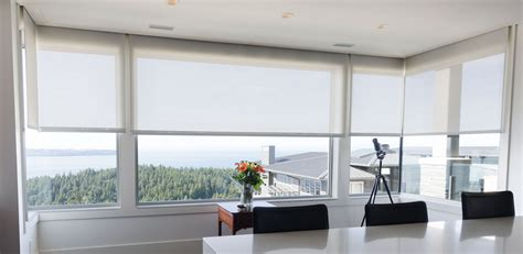 Motorized Blinds Shades Automated Electric Shades