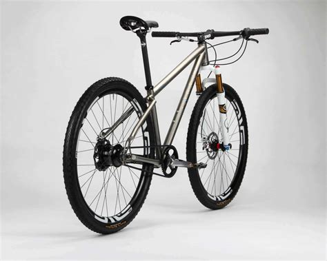 Mountain Titanium Firefly Bicycles