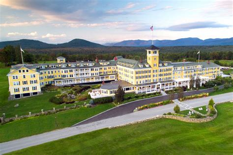 Mountain View Grand Resort White Mountain NH Hotels