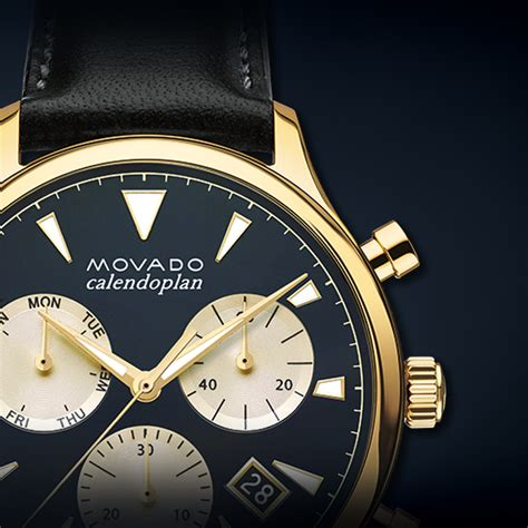 Movado Modern Ahead of Its Time Official Movado Website