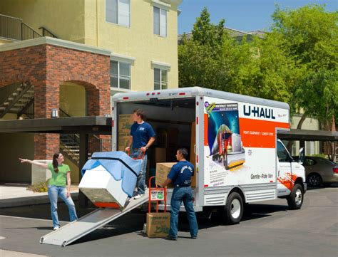 Moving Truck Rental in Victoria BC at U Haul Moving