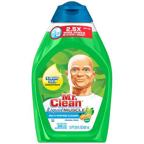 Mr Clean Cleaning Supplies Kmart
