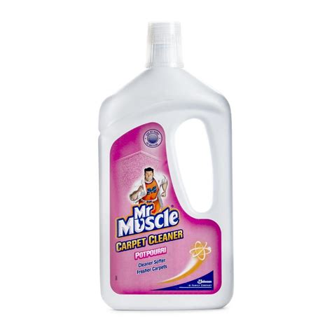 Mr Muscle Carpet Cleaner 750ml Woolworths co za