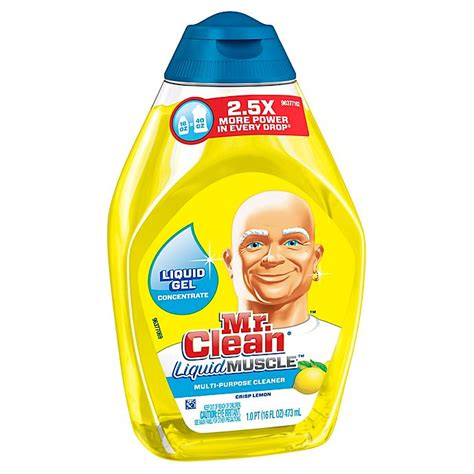 Mr Muscle Cleaning Fairies
