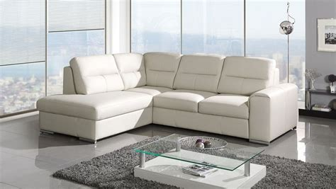 Msofas LTD Cheap Corner Sofa Beds In Leather and Fabric