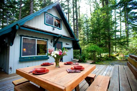 Mt Rainier Cabins at Three Bears Lodge Mt Rainier