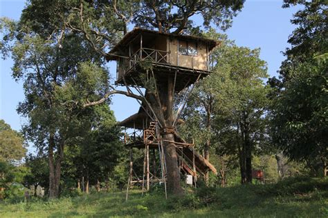 Mudumalai Resort Masinagudi Tree House Wild Life Resort