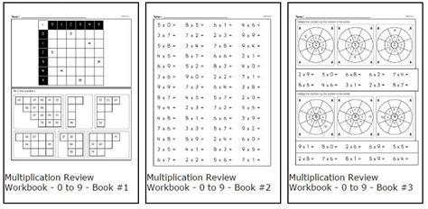 Multiplication Worksheets edHelper