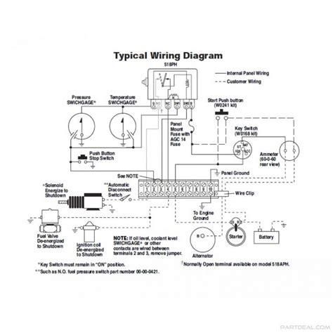 Murphy Panel Wiring Diagram