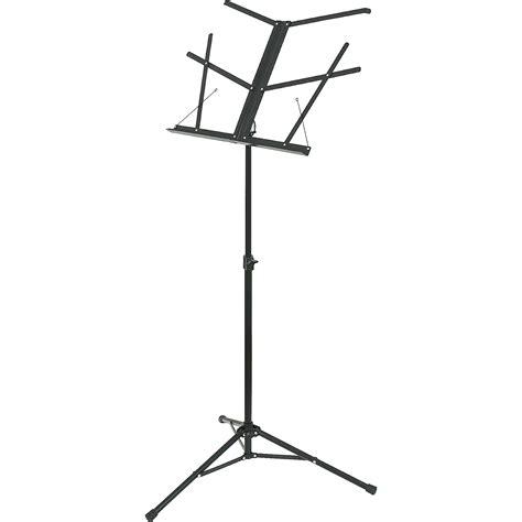 Musician s Gear Folding Music Stand Black Musician s Friend