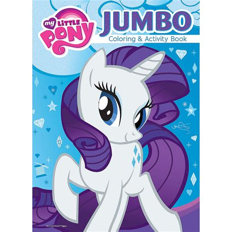 My Little Pony Coloring Activity Book Party City