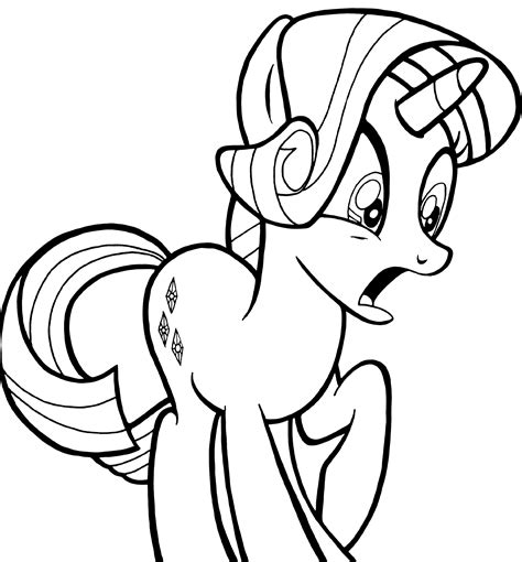 My Little Pony Coloring Pages Pictures Images Photos