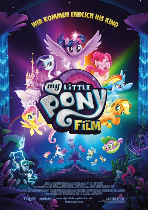 My Little Pony The Movie Home Facebook