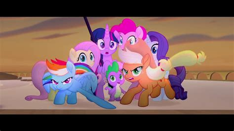 My Little Pony The Movie Official Trailer Debut YouTube