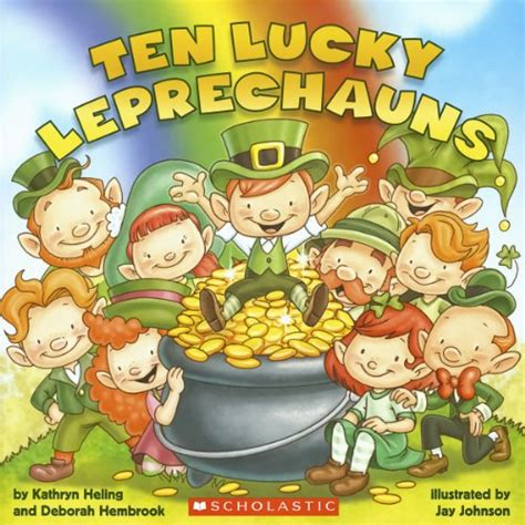 My Lucky Leprechaun STORY BOOK FOR CHILDREN
