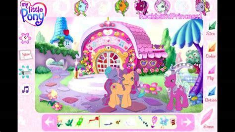 My little Pony Friendship Ball Online Game