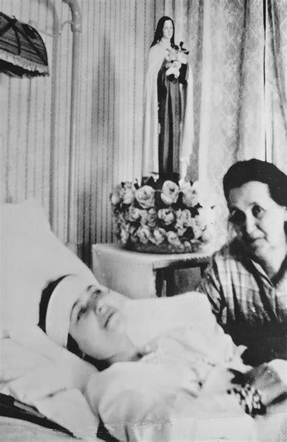 Mystics of the Church Marie Rose Ferron American Mystic