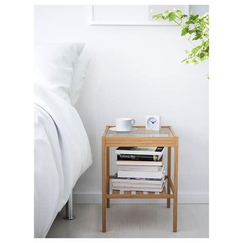 NESNA Bedside table 36x35 cm IKEA