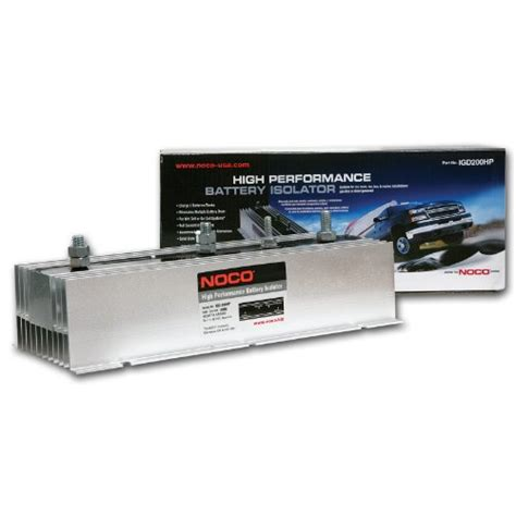 noco battery isolator wiring diagram images noco wiring diagram noco igd200hp grey 200 amp high performance battery