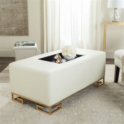 NOW Summer Sales on Storage ottoman coffee table