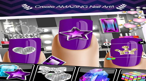 Nail Games for Girls Didi Girl Games