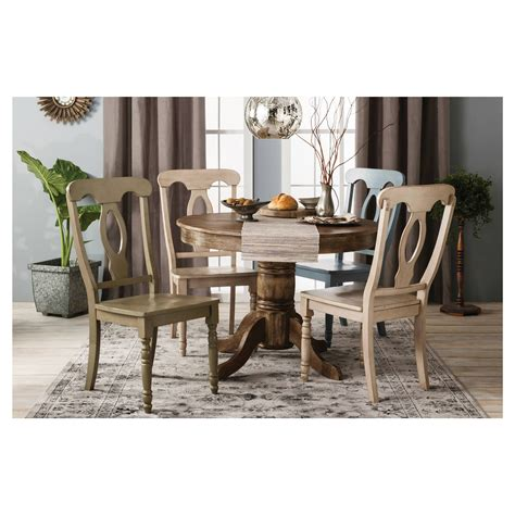 Napoleon Wood Dining Chair Set of 2 Target
