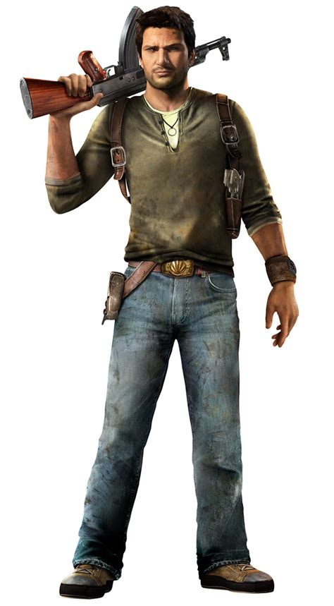 Nathan Drake Uncharted Wiki FANDOM powered by Wikia